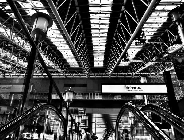 Osaka Station 13