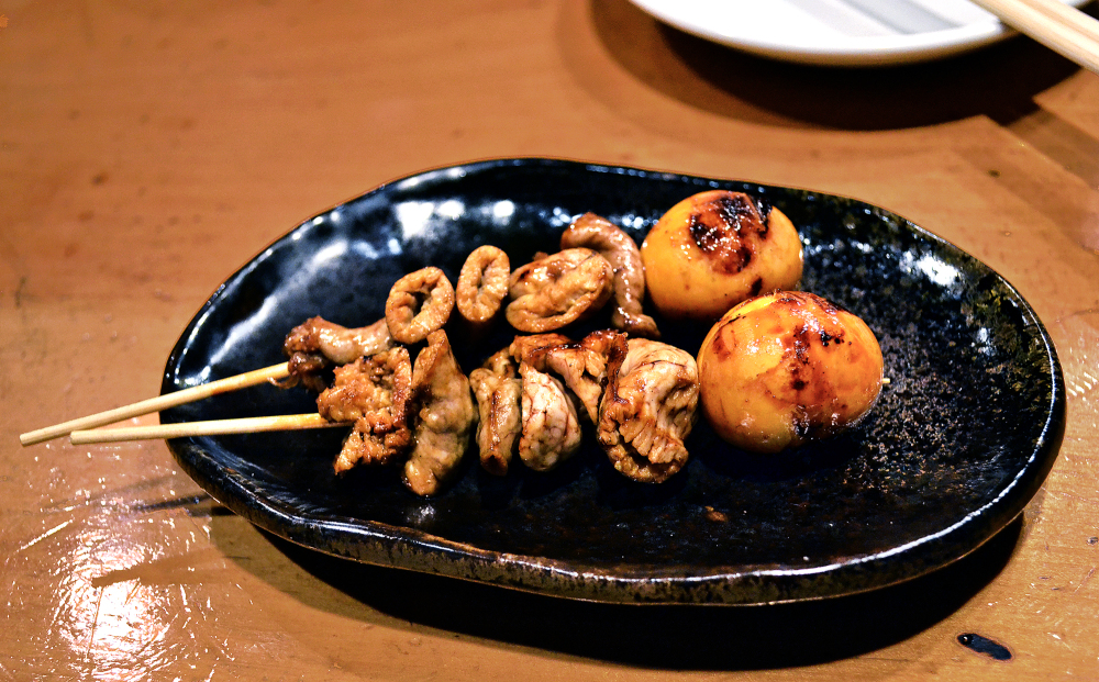 japan umeda osaka yakitori chouchin