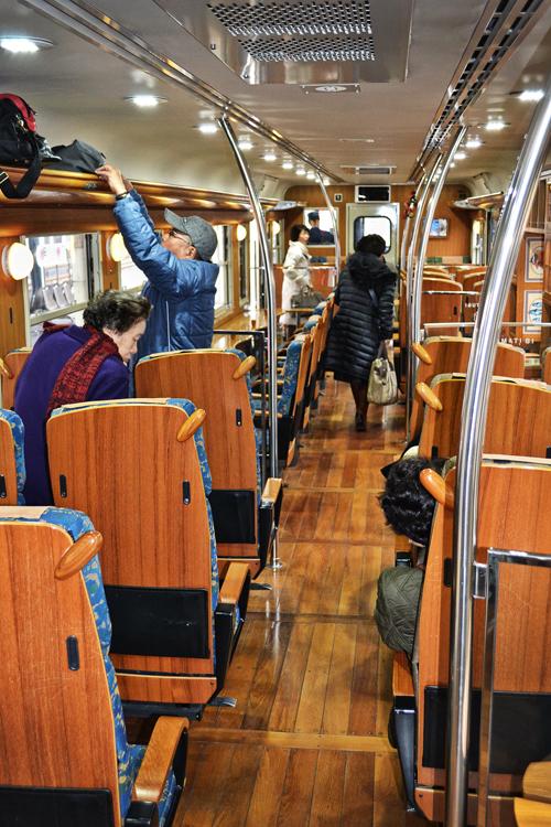 kagoshima kyushu japan train ibutama tourist