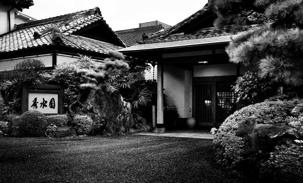 kagoshima ibusuki kyushu japan ryokan