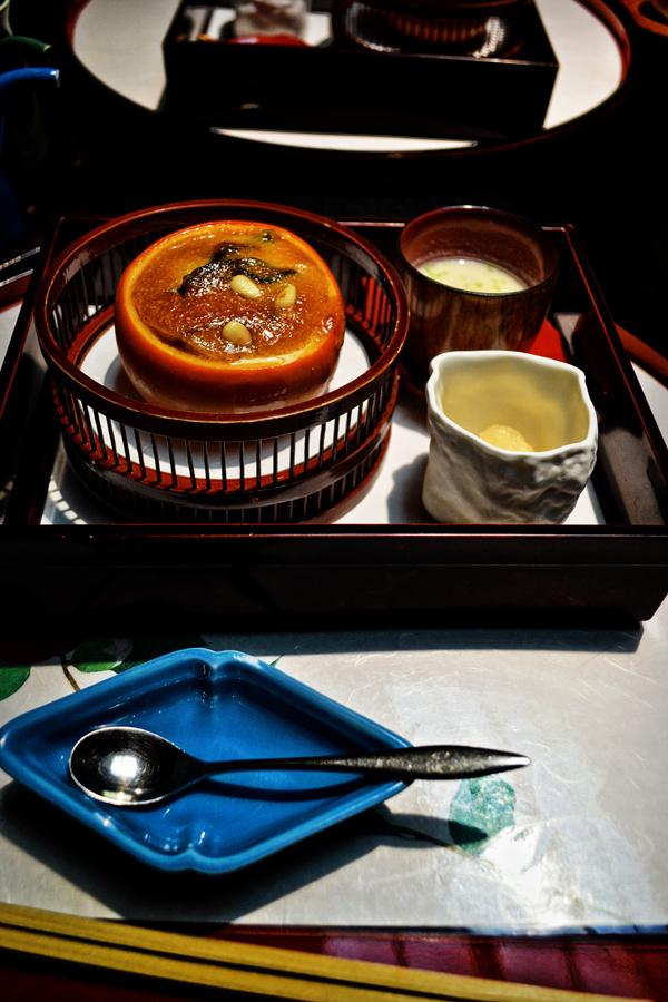 Ryokan Dinner, Ibusuki 2