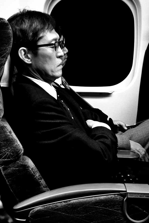 Scenes from the Shinkansen 14