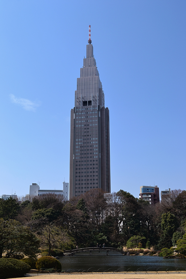 Shinjuku Park, 2014 6