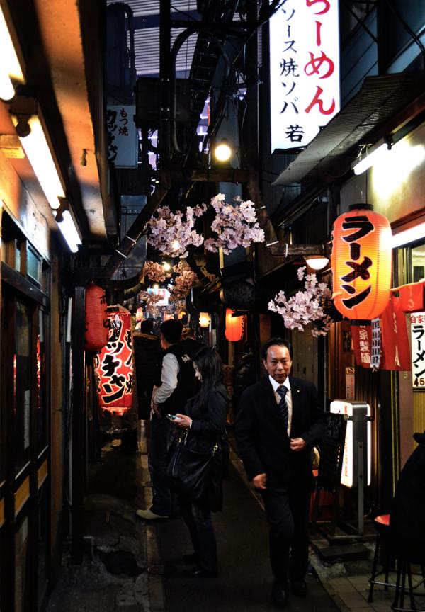 Omoide Yokocho, Shinjuku 2