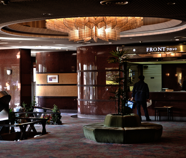 yunogo onsen japan okayama hotel