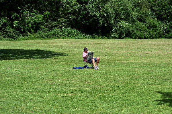 Nonsuch Park, June 2014 4