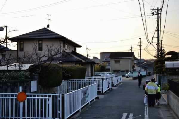 okayama senoo street japan house