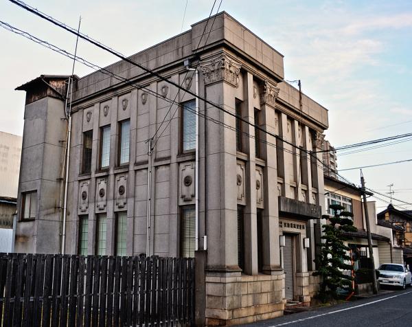 okayama senoo japan building
