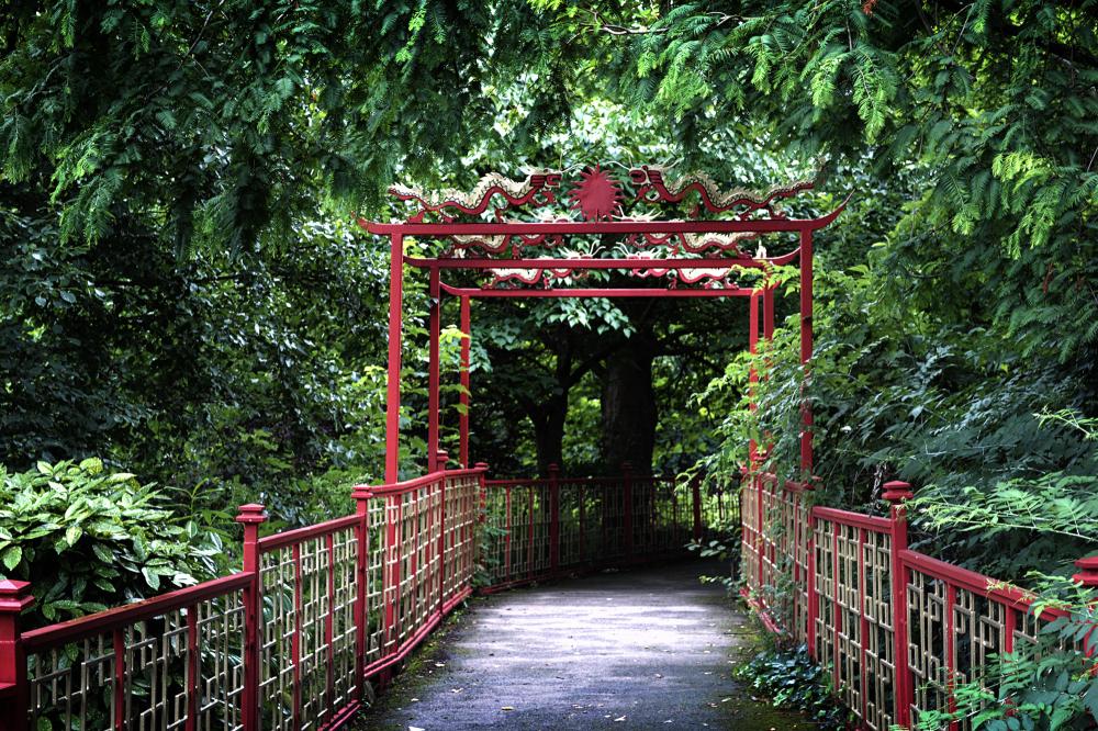abbey-park park leicester england