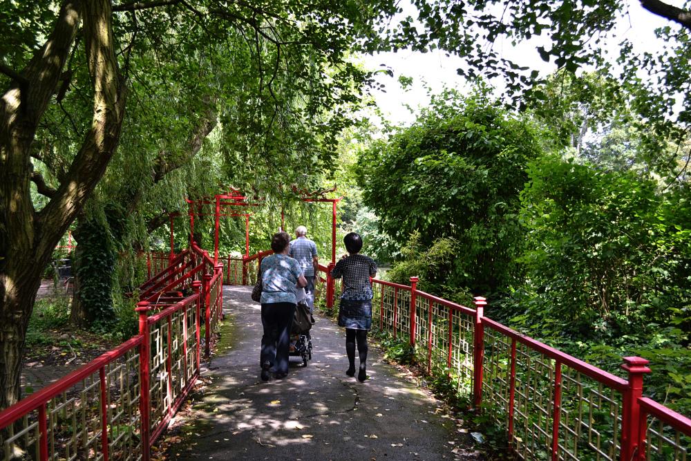 abbey-park park leicester england mayumi