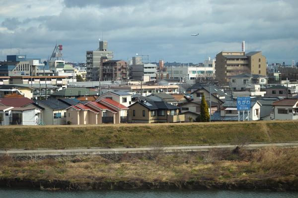 japan hyogo amagasaki sonoda mogawa river