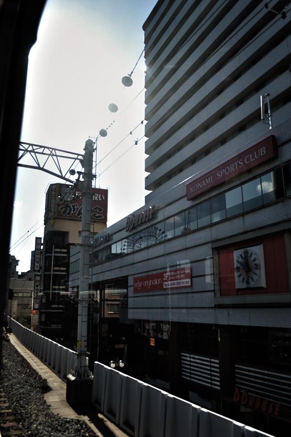 japan osaka hankyu train umeda