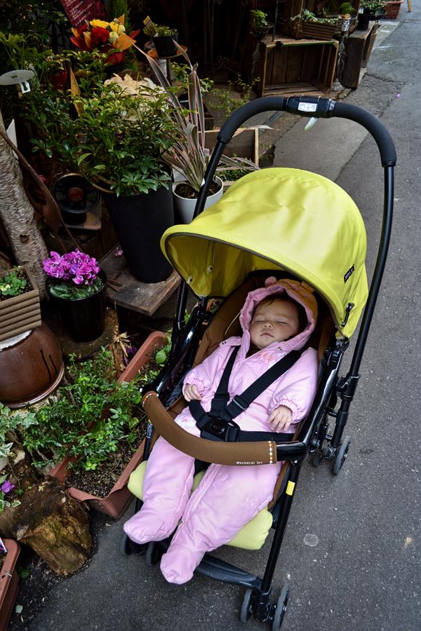 osaka umeda japan mia baby