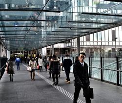 Exploring Grand Front Osaka 6