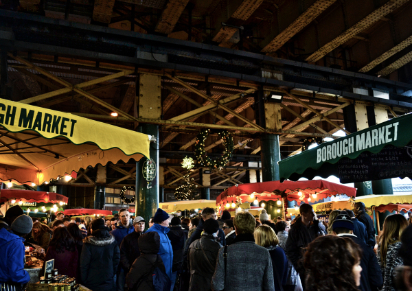 london england borough-market market