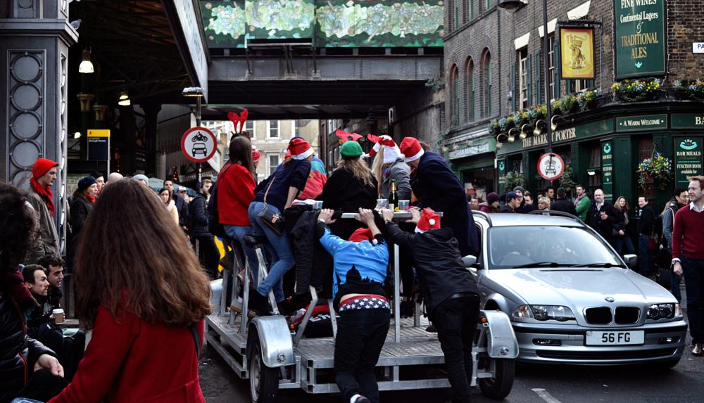 london england borough-market market christmas
