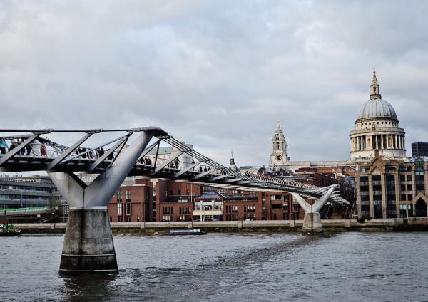 Millennium Bridge, London 2
