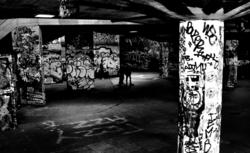 Skateboarding, South Bank 2