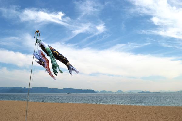 On the Beach, Tamano 6
