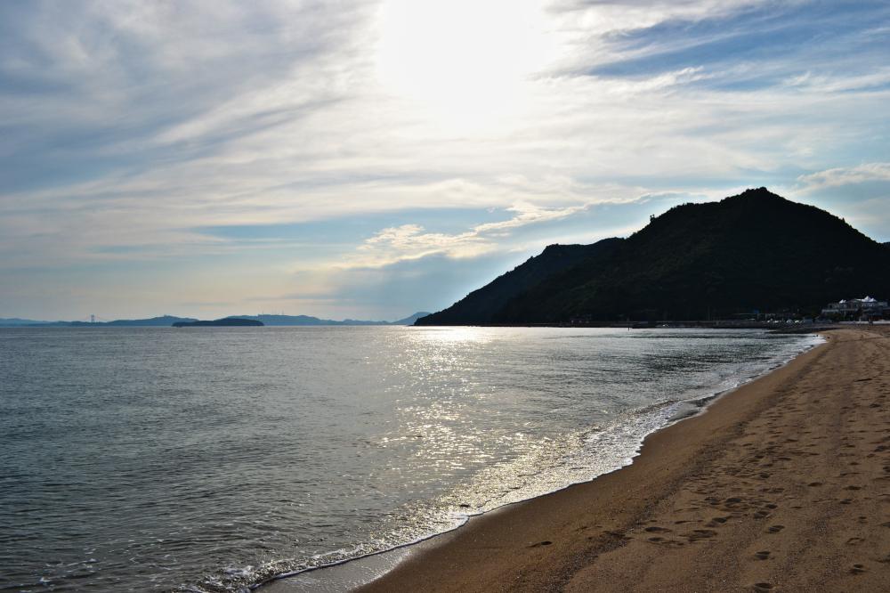 tamano okayama japan beach sea seto-naikai