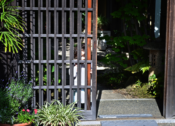 Front Garden, Okayama 5