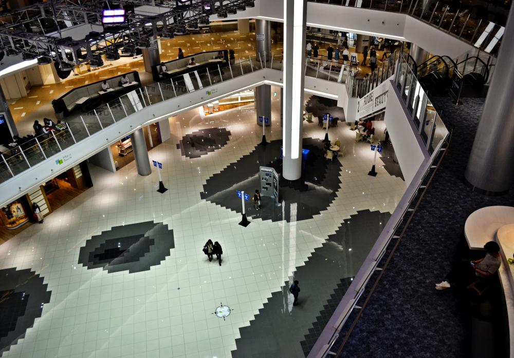 aeon-mall mall okayama japan