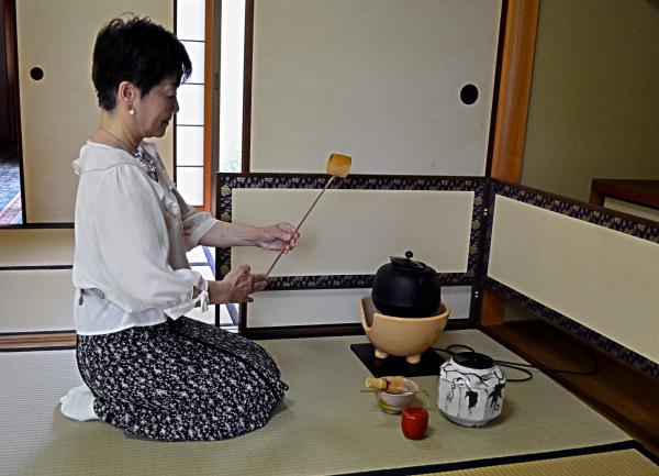 Tea Ceremony, Okayama 4
