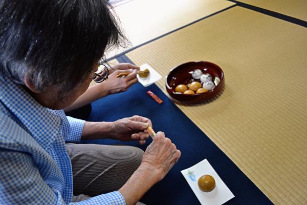 Tea Ceremony, Okayama 5