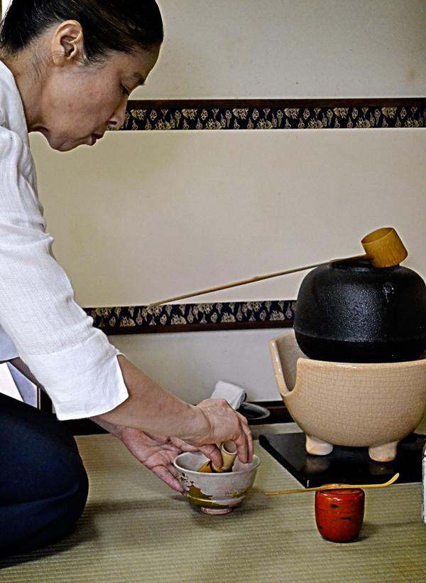 okayama japan tea-ceremony