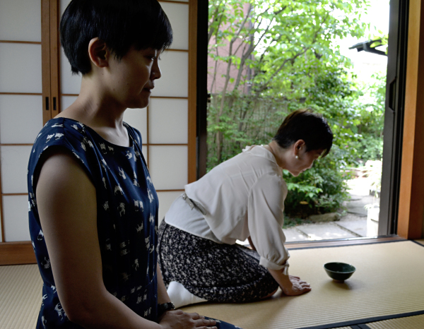 Tea Ceremony, Okayama 7