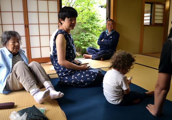 Tea Ceremony, Okayama 8