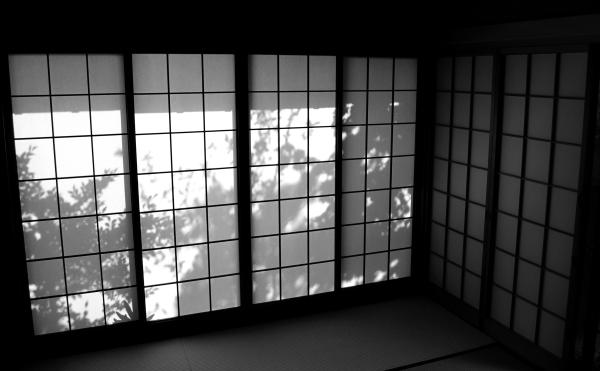 okayama japan tatami house shoji