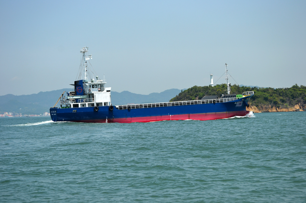 okayama japan seto-naikai island sea ship