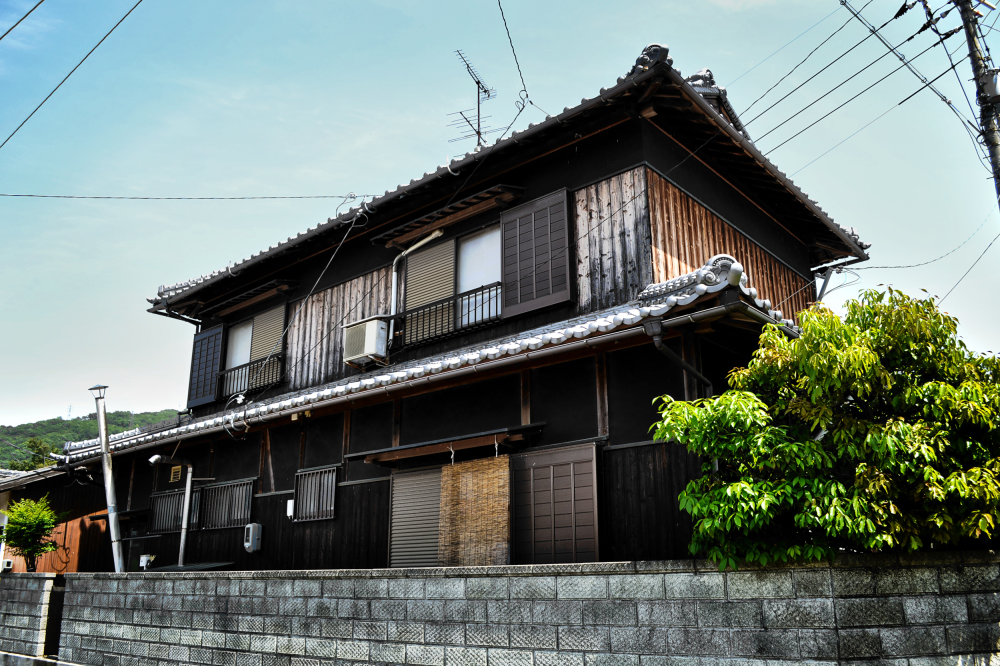 japan kagawa teshima house