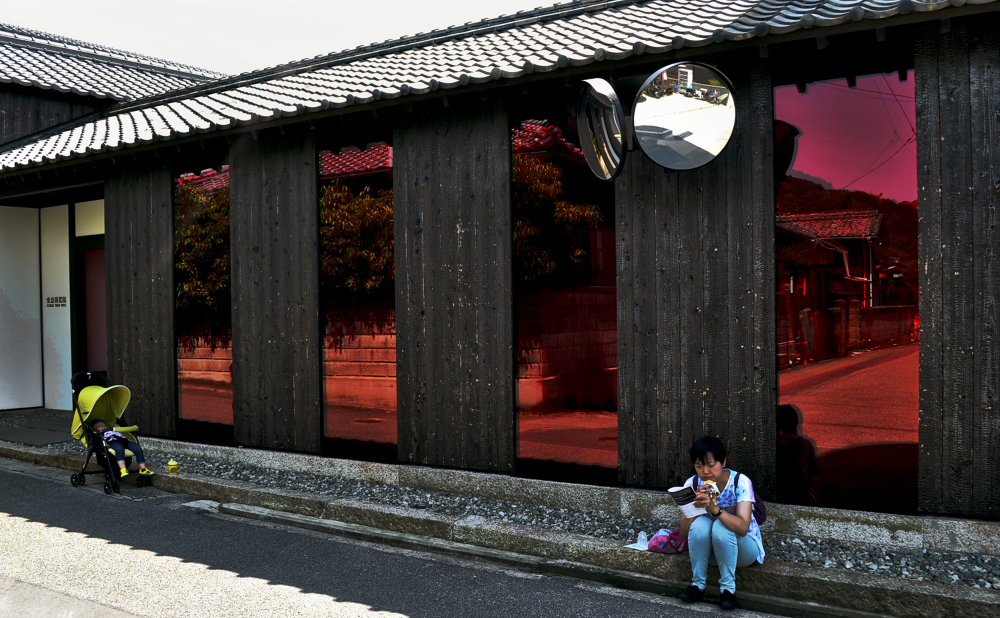 japan kagawa teshima house yokoo-house mia mayumi