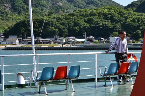 japan kagawa shodoshima ferry seto-naikai