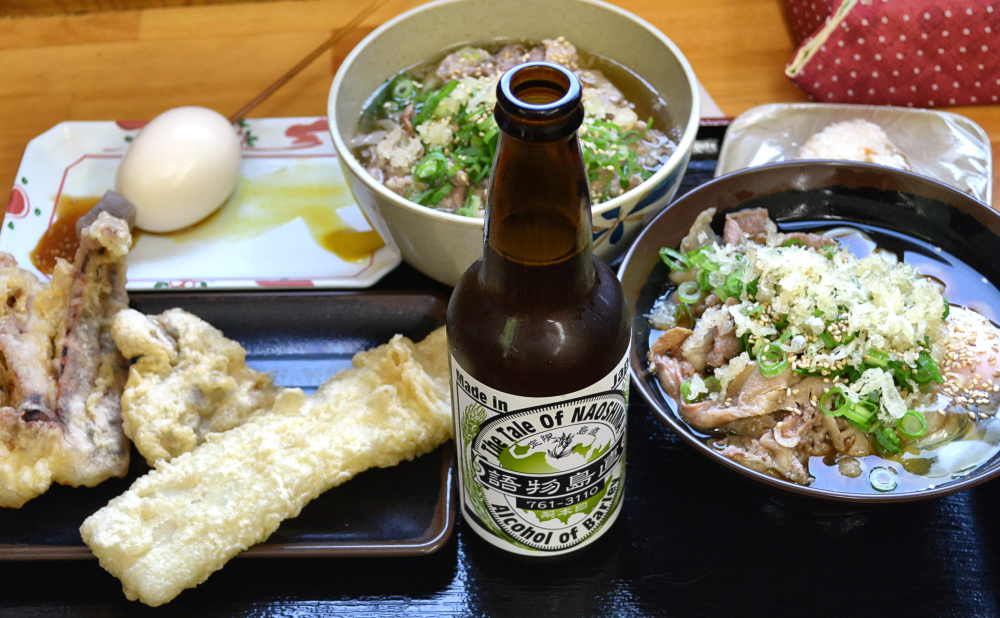 japan kagawa naoshima restaurant udon