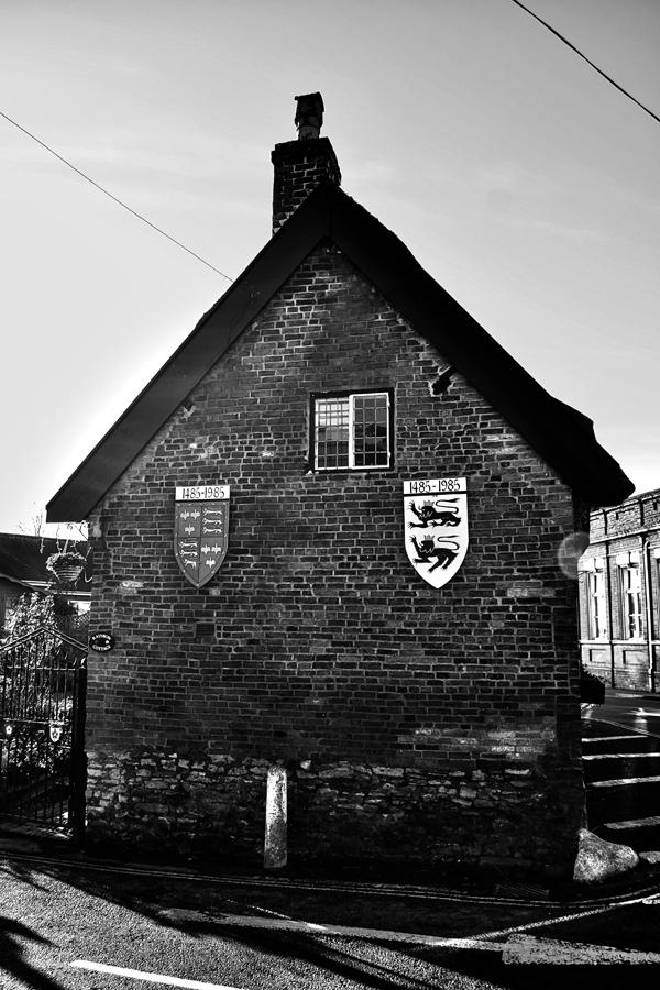 market-bosworth england house