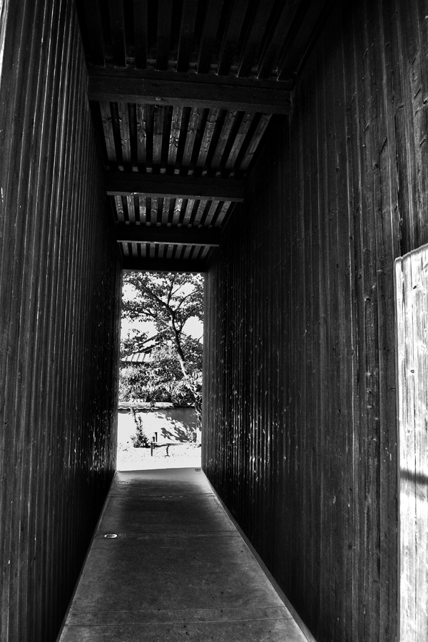 minamidera japan kagawa naoshima house