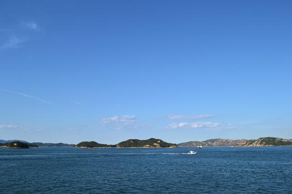japan kagawa seto-naikai sea