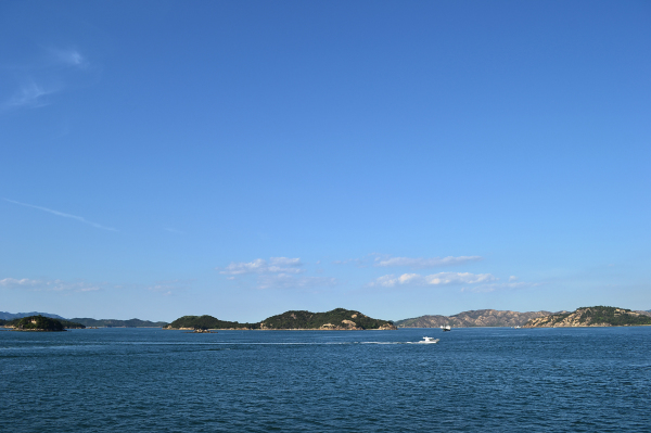 A Ride on the Naoshima Ferry 10