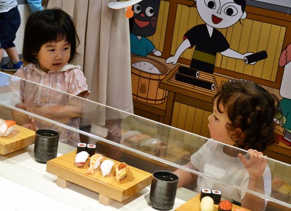 A Trip to the Anpanman Museum, Kobe 8