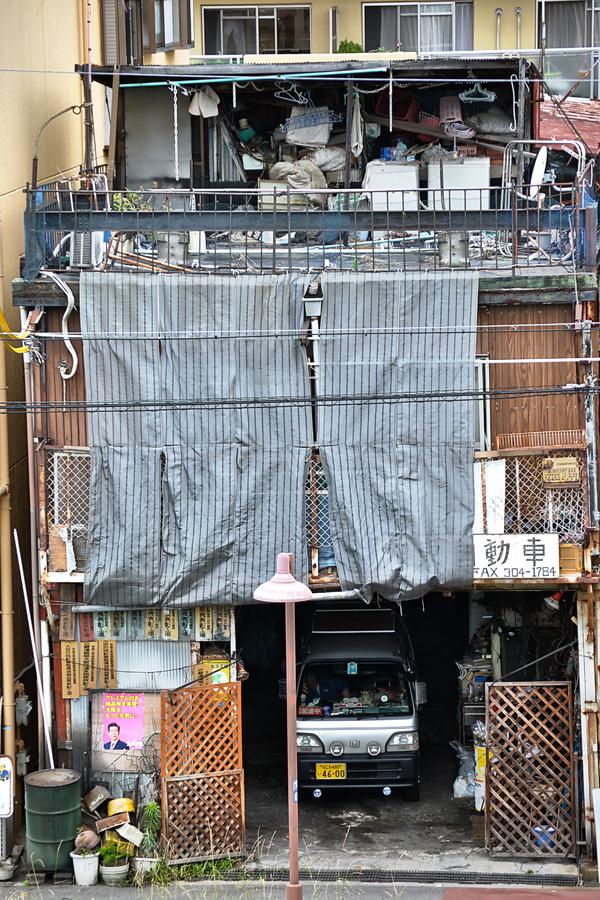 osaka umeda japan yodogawa house