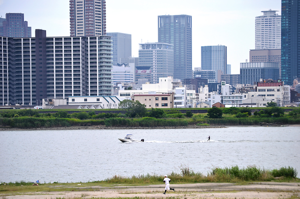 On the Banks of the Yodogawa 45