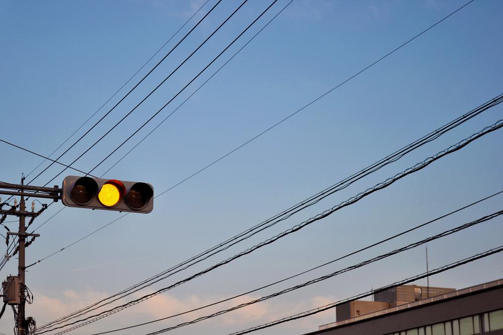 okayama omoto japan traffic-light