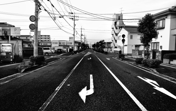 okayama omoto japan street