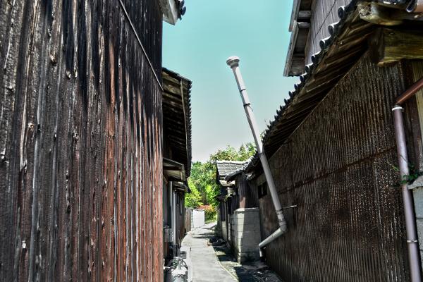 shikoku japan honjima house