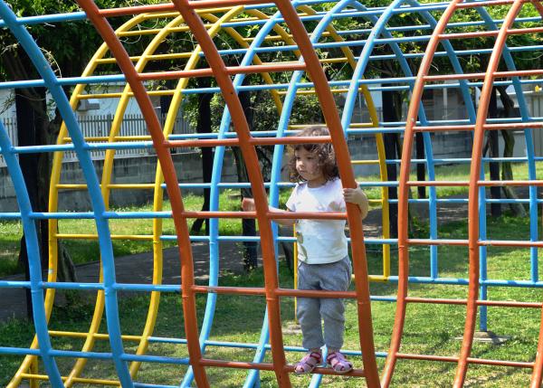Playground, Tamano 3