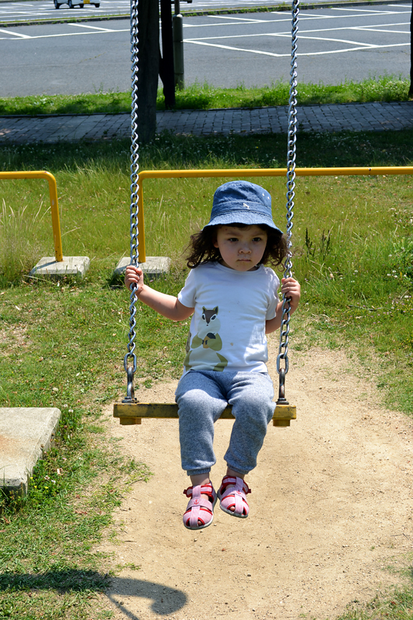 Playground, Tamano 4