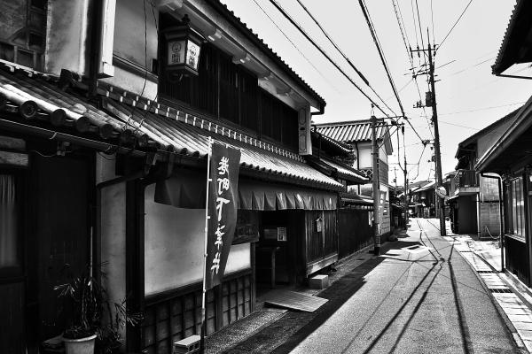shimotsui okayama kurashiki japan street